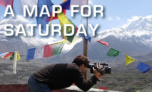 A Map for Saturday - Best Travel Movies