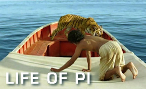 Life of Pi - Best Travel Movies