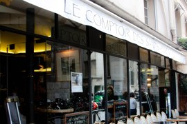 Le Comptoir des Saints Pères, formerly Michaud, Rive Gauche, Paris, France