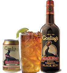 "alt=""Gosling's Black Seal Rum and Ginger Beer"""