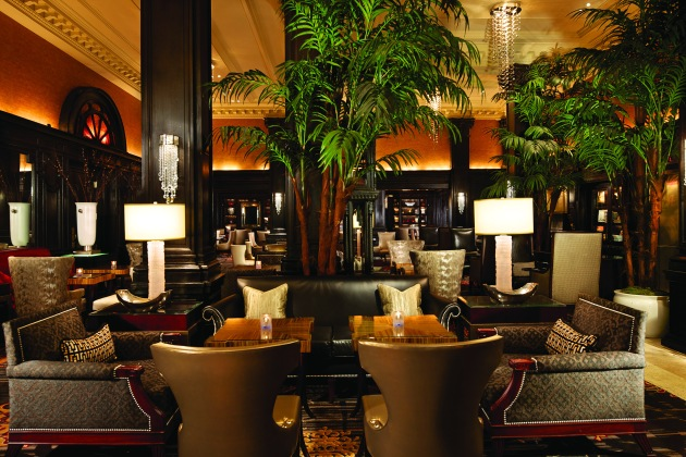 Algonquin Hotel Parlor