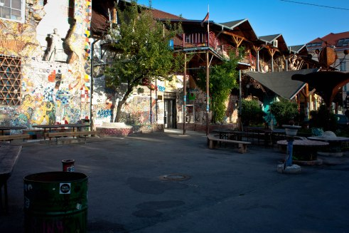 "alt=""Art With A Voice: Metelkova City, Ljubljana, Slovenia"""