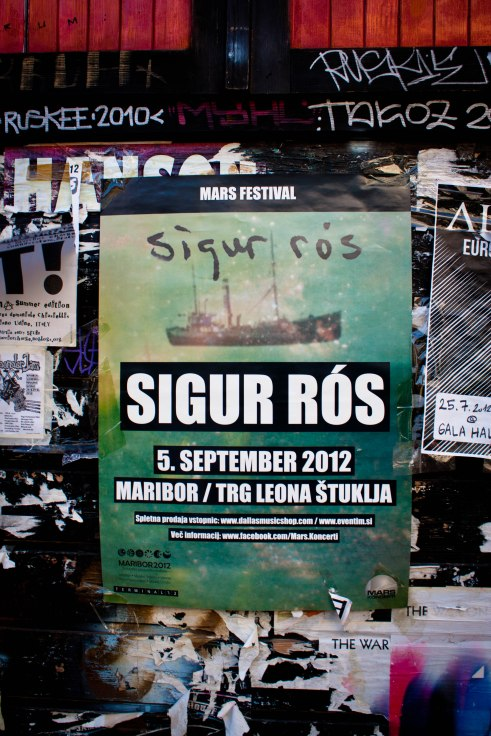 "alt=""Sigar Ros Music Poster - Art With A Voice: Metelkova City, Ljubljana, Slovenia"""