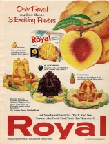 1960's Royal Gelatin Ad