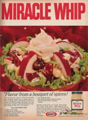 Vintage Miracle Whip ad