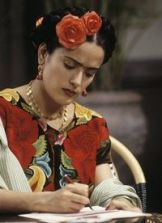 Salma Hayek captures the beauty and the ugly that plagued Mexican artist Frida Khalo.