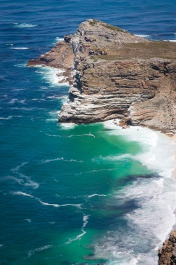 Where the Atlantic and Pacific meet - The Cape of Good Hope, South Africa