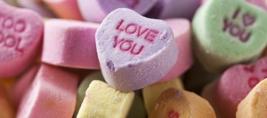 Do You Eat Cult Food? Conversation Hearts