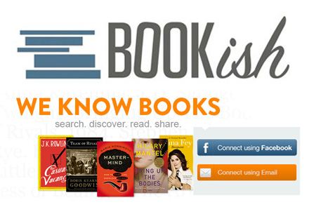 Bookish.com provides a new online experience for authors and readers.