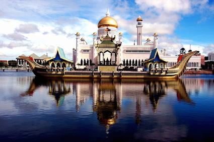 La Grande Mosquee de Brunei Darussalam