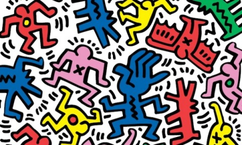 (Courtesy of the Keith Haring Estate)