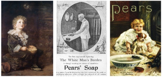 Pears Soap - Early Marketing Campaigns
