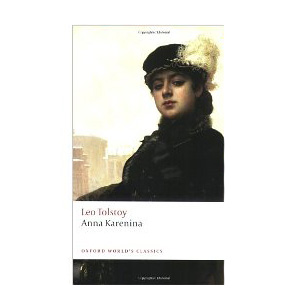 Tolstoy's 'flawless work of art.' Anna Karenina is a married aristocrat and socialite. Her affair with the affluent Count Vronsky is central to the plot. The story starts when she arrives in the midst of a family broken up by her brother's unbridled womanizing—something that prefigures her own later situation, though with less tolerance for her by others.