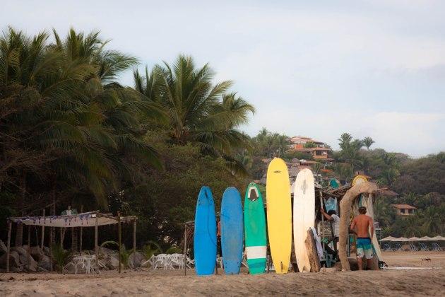 Sayulita, Pacific Mexico