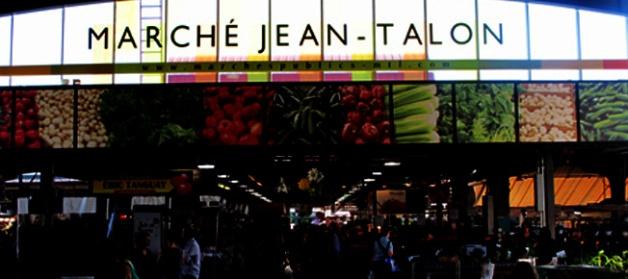 Jean Talon Market in Montreal, Quebec