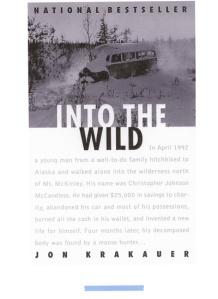 "Best Books About Travel and Adventure: ""Into The Wild"" -- In April 1992 a young man from a well-to-do family hitchhiked to Alaska and walked alone into the wilderness north of Mt. McKinley. His name was Christopher Johnson McCandless. He had given $25,000 in savings to charity, abandoned his car and most of his possessions, burned all the cash in his wallet, and invented a new life for himself. Four months later, his decomposed body was found by a moose hunter..."