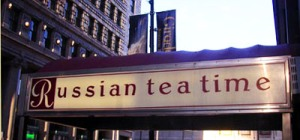 Russian Tea Time, Chicago