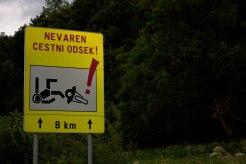 That sucks. Slovenia.