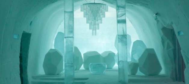 The World Famous Icehotel in Sweden