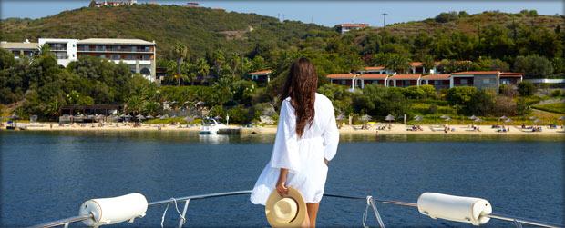 Luxury Hotels in Halkidiki and Thessaloniki
