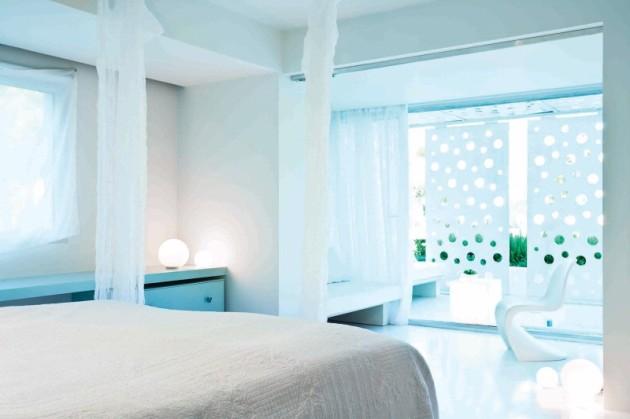 Luxury loft at Ekies All Senses Resort in Halkidiki