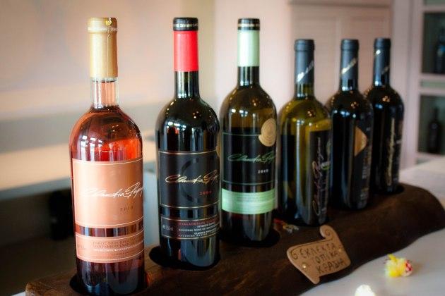 Claudia Papayianni Estate Wines in Arnea, Halkidiki