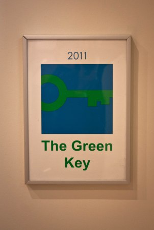 Green Key Hotels are committed to environmentally sound practices.