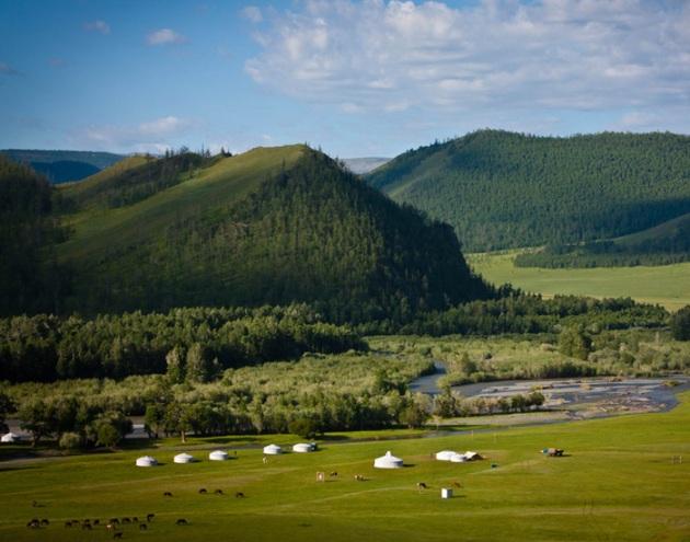 Lapis Sky Camp, Western Mongolia