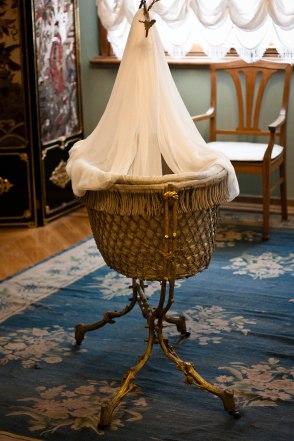 Royal bassinet