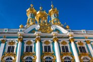 Catherine's Palace in Pushkin, St. Petersburg, Russia.