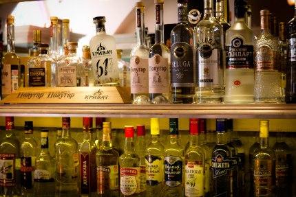 The Vodka Museum in St. Petersburg