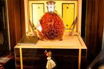 Talent de Thomas Hine Hors d'Age Cognac on display