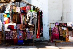 Udel'naya flea market in St Petersburg
