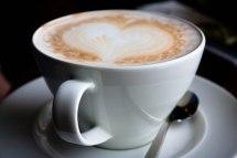 I ❤ Coffee, Café Singer, St. Petersburg, Russia