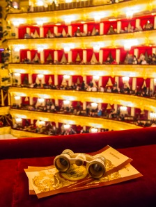 """Seeing Tchaikovsky's """"The Enchantress"""" at Moscow's Bolshoi Theater"""