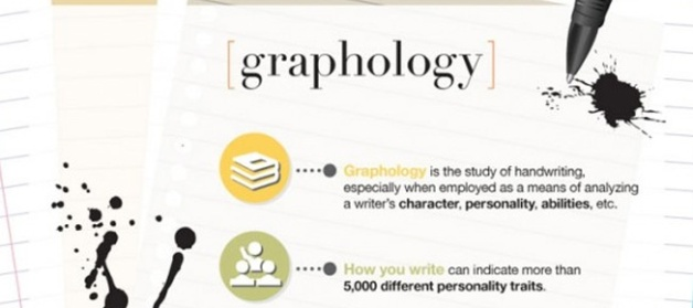 What does your handwriting say about you? (Infographic, Visually)