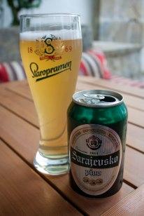 Bosnian beer