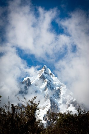 """""""Salcantay"""" translates in Quechua """"wild, invincible and… savage."""""""