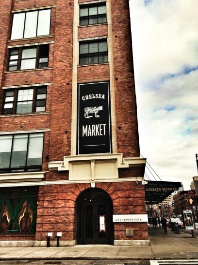 Chelsea Market in ... Chelsea