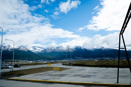 Ushuaia – Malvinas Argentinas International Airport