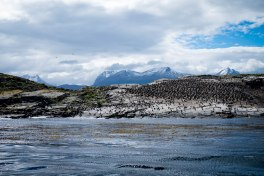 The Beagle Channel, Terra del Fuego, Argentina