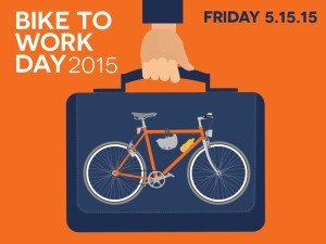 Bike to Work Day in the greater Washington area is on May 15th, 2015 Washington Area Bicyclist Association (WABA)