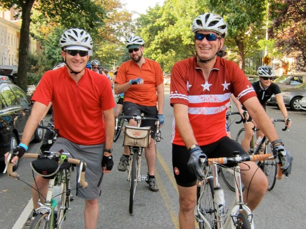 Registration for the legendary 50 States and 13 Colonies Ride opens August 11, and it sells out quickly! Washington Area Bicyclist Association (WABA)