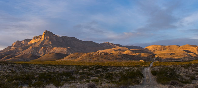 Guadalupe Mountains National Park -- park 13 of 59 on the Greatest American Road Trip! #59in52